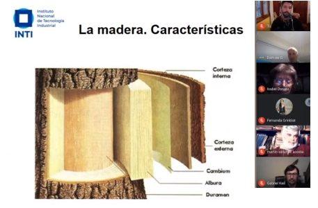Charla sobre preservación de madera y cañas