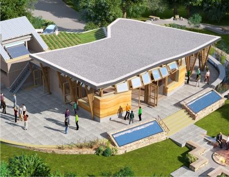 INTI: Bioarquitectura aplicada a un edificio público sustentable