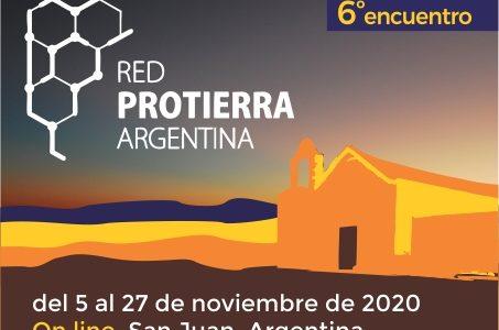 Se viene el 6to encuentro de la Red Protierra Argentina
