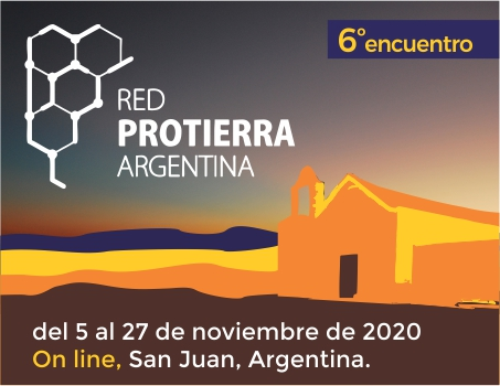 ¡ANOTATE! al 6to encuentro de la Red Protierra Argentina