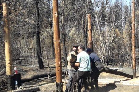 Sumate a ayudar a los afectados por los incendios en el sur