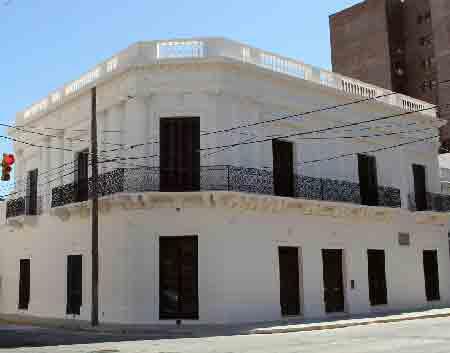 Restauración de la casa de Estanislao López construida en 1819