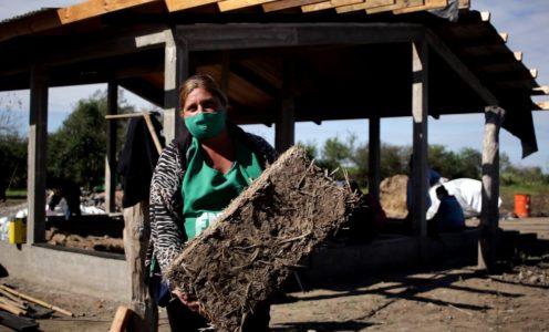 La construcción con tierra en vinculación con las comunidades